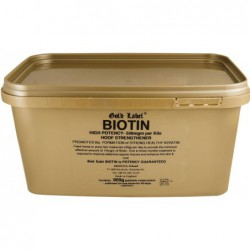 Biotyna Biotin Gold Label 900g