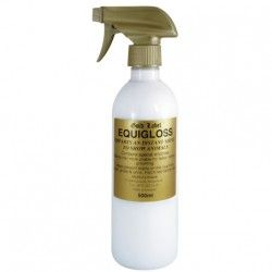 Equigloss Spray Gold Label...